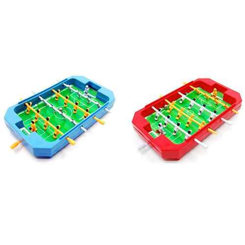 Mini Simulation 4 Pole Baby Soccer Toys Image 1