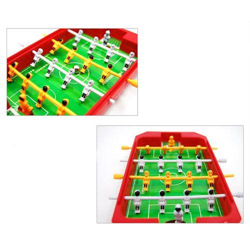 Mini Simulation 4 Pole Baby Soccer Toys Image 2