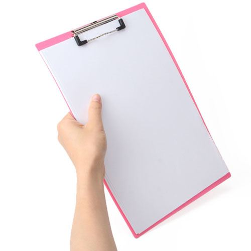 Clip Board Writing Board  Image 1