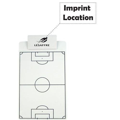Clipboard Jumbo Clip Imprint Image