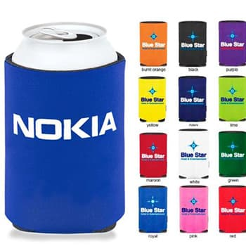 Classy Collapsible Koozie Can Cooler