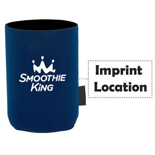 Koozie Can Kooler Handle Strap  Imprint Image