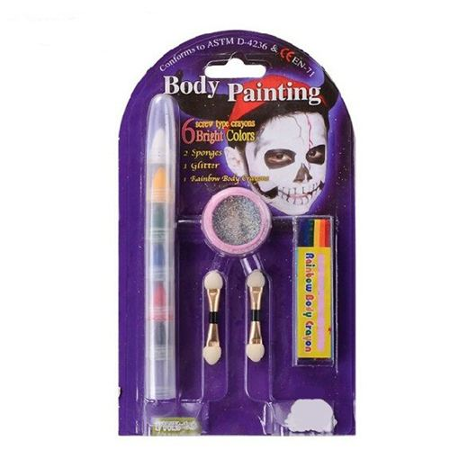 Halloween Face Body Paint