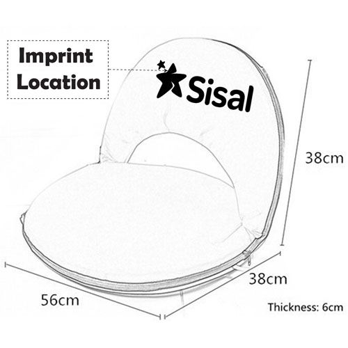 Chair Cushion Seat Folding Imprint Image