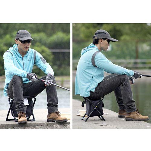 Folding Stool Fishing Chair Image 2