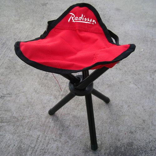 Travel Portable Folding Stool Image 1