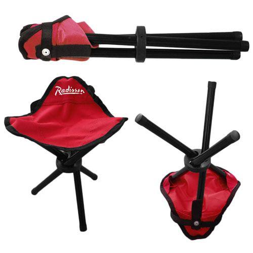Travel Portable Folding Stool Image 4