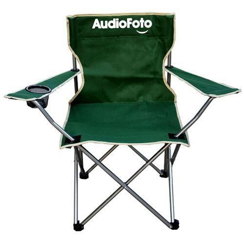 Fishing Armrest Folding Chair  Image 1