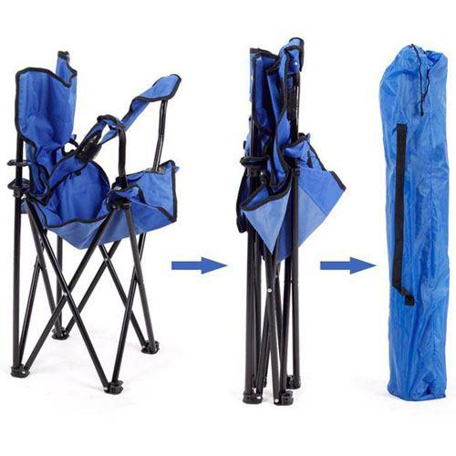 Fishing Armrest Folding Chair  Image 3