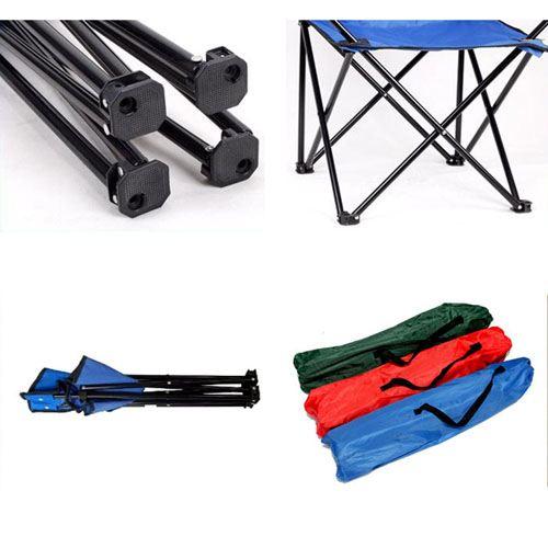 Fishing Armrest Folding Chair  Image 5