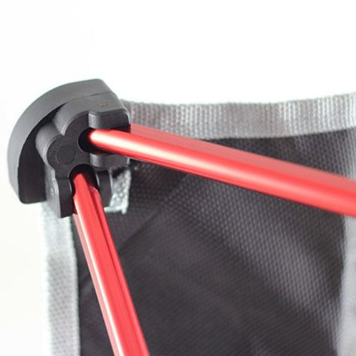 Folding Four Legged Stool  Image 3