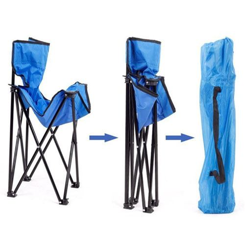 Large Outdoor Folding Chair Image 3