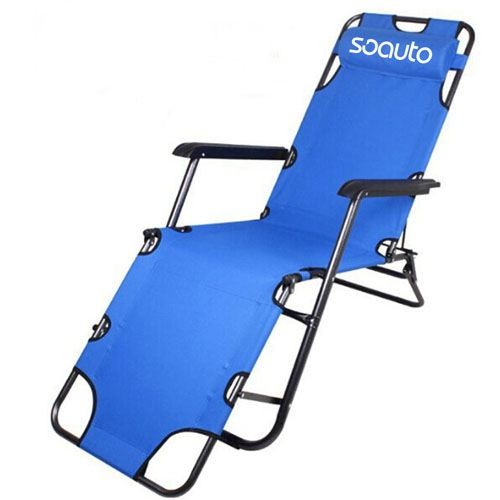 Leisure Folding Reclainer Chair Image 1