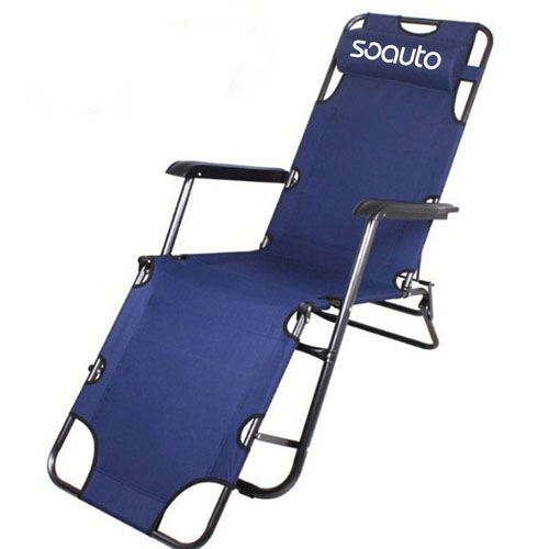 Leisure Folding Reclainer Chair Image 2
