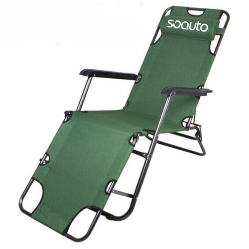 Leisure Folding Reclainer Chair Image 3