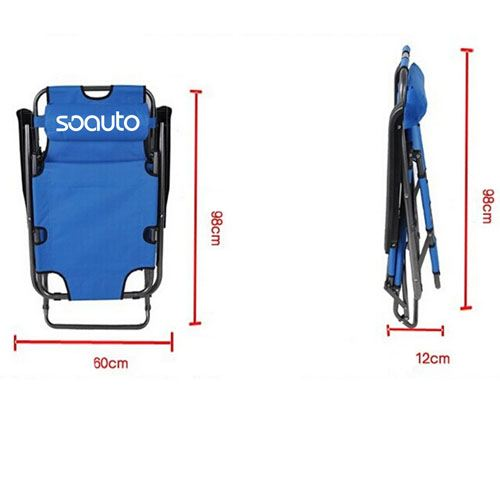Leisure Folding Reclainer Chair Image 6