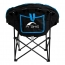 Camping Fishing Blue Chair Image 2