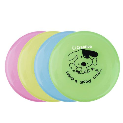 Flying Saucer Frisbee for Pets Image 3