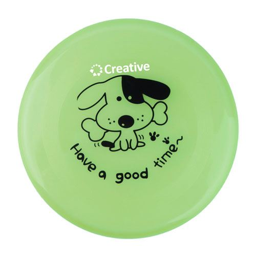 Flying Saucer Frisbee for Pets Image 5