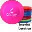 Ultimate Saucer Frisbee Imprint Image