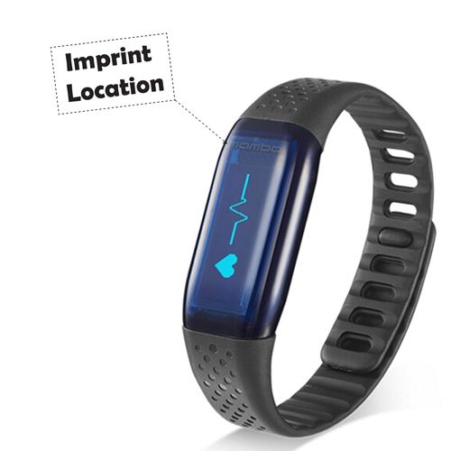 Lifesense Android and iOS Heart Rate Monitor Imprint Image