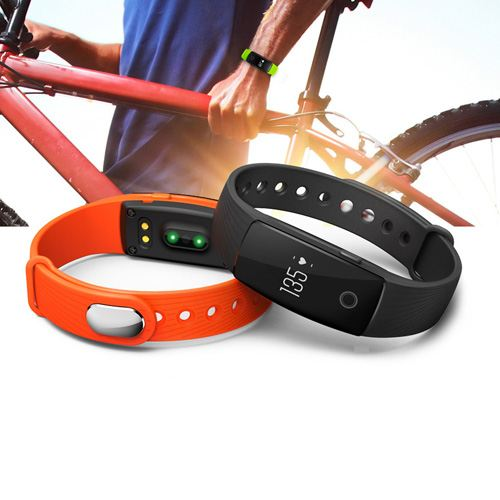 Bluetooth Watch Tracker Heart Rate Monitor