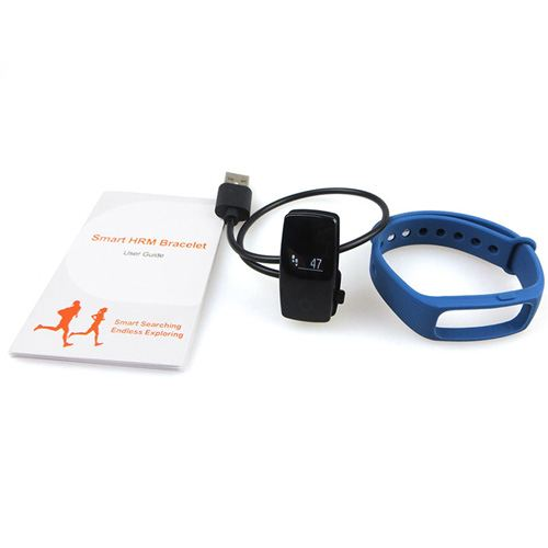 Bluetooth Watch Tracker Heart Rate Monitor Image 4