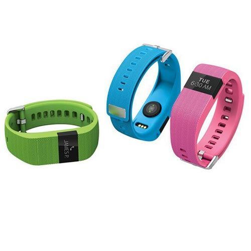 Activity Tracker Wireless Wrist Heart Rate Monitor Image 5