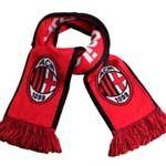 Milan Soccer Team Unisex Scarves