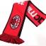 Milan Soccer Team Unisex Scarves Image 1