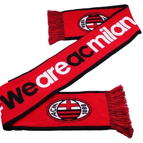 Milan Soccer Team Unisex Scarves Image 2