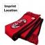 Milan Soccer Team Unisex Scarves Imprint Image