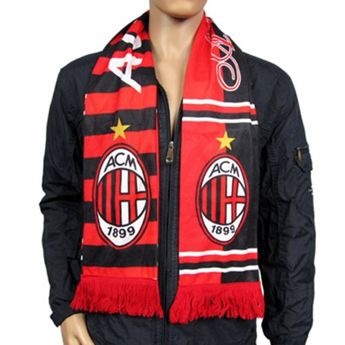 Printed Scarves Sports Logo