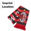Printed Scarves Sports Logo  Imprint Image