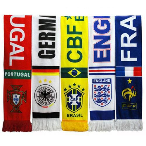 Sports Football Fan Scarves Image 2