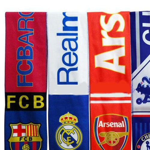 Sports Football Fan Scarves Image 3