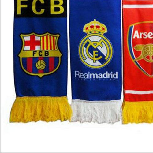 Sports Football Fan Scarves Image 4