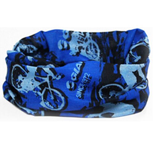 Bicycles Seamless Riding Scarves Image 3