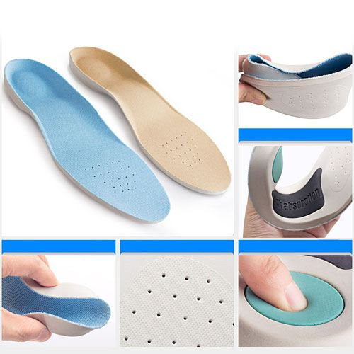 Orthotic Arch Support Insoles for Men and Women