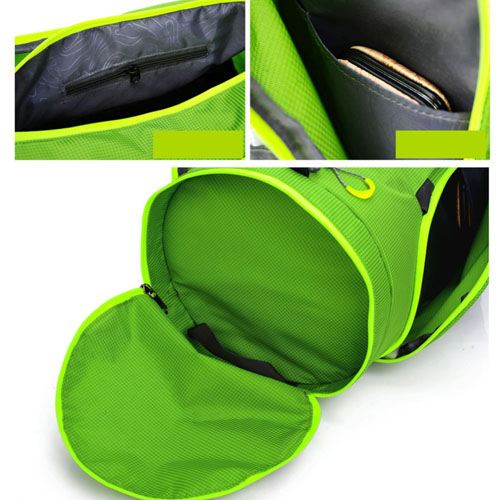 Folding Travel Sports Backpack Image 2
