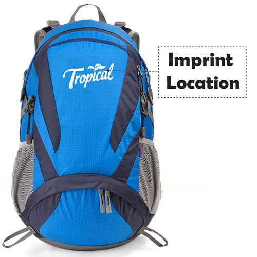 Frame Climbing Excursion Bag Imprint Image