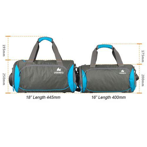 Sport Men Camping Shoulder Bag Image 1