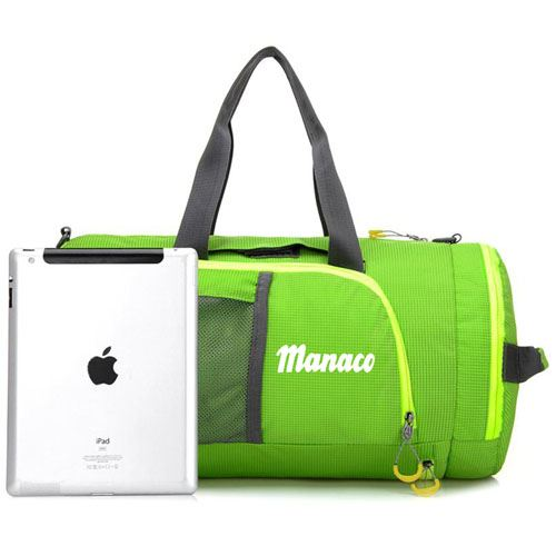 Folding Women Fitness Sports Bag