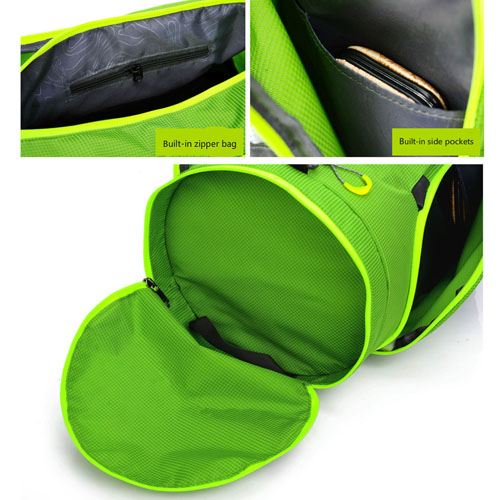 Folding Women Fitness Sports Bag Image 3