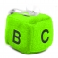 Lovely Alphabet Car Fuzzy Dice