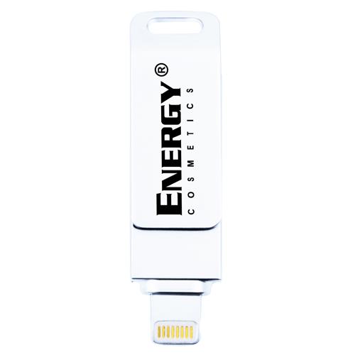Rotating Lightning U Disk 1GB USB Flash Drive