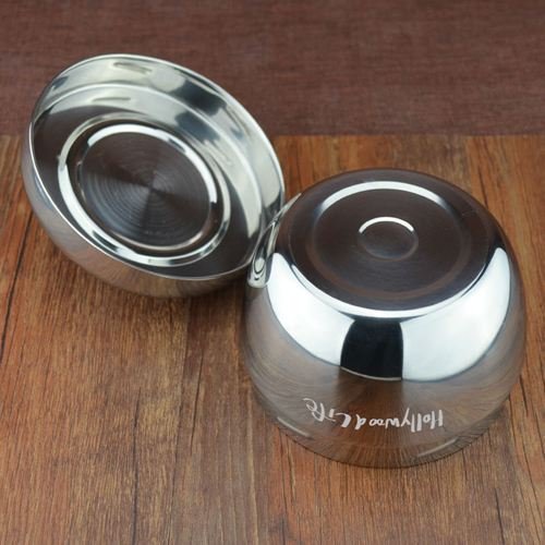 Double Wall Stainless Food Thermos Image 3