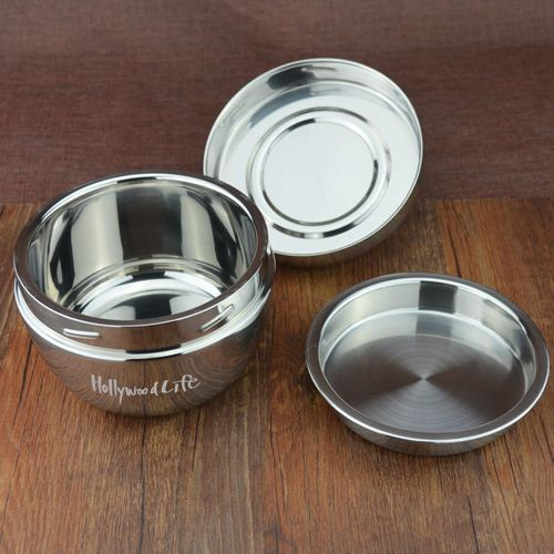 Double Wall Stainless Food Thermos Image 5