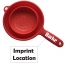 Multi-Purpose Collapsible Colander Strainer Imprint Image