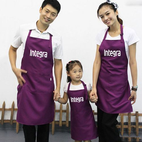 Adjustable Children Cooking Aprons Image 1